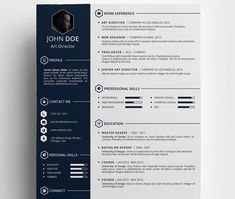 Creative cv template ideas Free-Creative-Resume-Template-in-PSD-Format Best Free Resume Templates, Best Resume Template, Resume Design Template, Free Cv Template Word, Creative Cv Template Free, Professional Cv Template Free, Best Resume Format, Cv Format, Design Templates