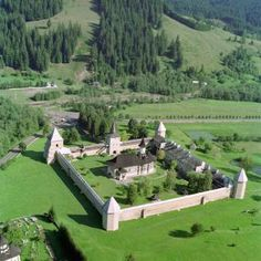 Sucevița Monastery, built Moldavia, Romania in the Carpathians. The architecture of the church contains both Byzantine and Gothic elements. Renaissance, The Monks, Moldova, Christian Church, Medieval Castle, Place Of Worship, Macedonia, Eastern Europe, Day Tours