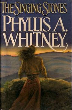 The Singing Stones by Phyllis A. Whitney (1990, Hardcover)