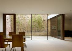 Secret House is a minimalist design created by England-based designer Edgley Design. The site is surrounded on all sides by a high wall, and...