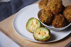 Brussels Sprout Poppers