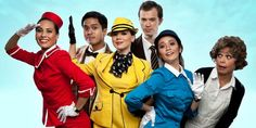 Rep's BOEING-BOEING Opens Friday, 1/25