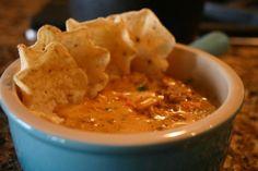 Crock Pot Taco Dip    LAST RECIPE ADDED!