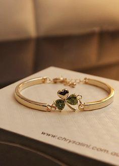 New Arrivals Fashion Bangles. Crystal Gold Plated Stretch Bangle Bracelet Fashion Bracelet