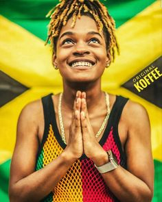 Koffee's Rapture EP is among the entries for the 2020 Reggae Grammy award which will be held on January It's among the 120 entries from which only five will be selected as finalists. Rihanna Outfits, Swag Outfits Men, Jamaica Girls, Reggae Concerts, Jamaica Reggae, Afro, Reggae Artists, Rasta Colors, Dancehall Reggae