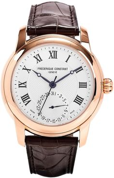Frederique Constant Watch Manufacture Limited Edition #bezel-fixed #bracelet-strap-leather #brand-frederique-constant #case-depth-11-6mm #case-material-rose-gold-pvd #case-width-42mm #date-yes #delivery-timescale-call-us #dial-colour-silver #gender-mens #limited-edition-yes #luxury #movement-automatic #official-stockist-for-frederique-constant-watches #packaging-frederique-constant-watch-packaging #style-dress #subcat-manufacture #supplier-model-no-fc-710mc4h4…