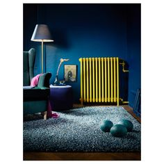 IKEA VINDUM Vloerkleed, hoogpolig
