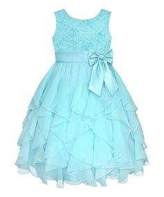 Flower girl dress. This dress is so cute for my Miss Reagan, but in a different…
