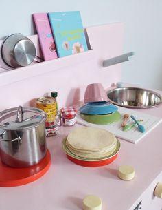 cuisine bois enfant