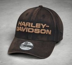 adcf63731e182 Men s Oil Washed 39THIRTY Cap Check it out at St. Croix Harley Davidson  2060 Hwy 65 New Richmond