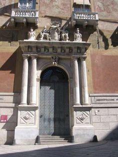 Palazzo Antonio Doria - Largo Eros Lanfranco 1