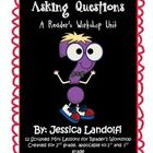 This December (or whatever other month you'd like to use it!) Reader's Workshop unit is comprised of 12 detailed and scripted mini-lessons about how readers ask questions