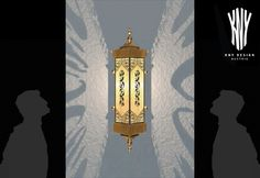 Wall Lamps, Metal Casting, Frosted Glass, Distance, Vip, Sconces, It Cast, Traditional, Gold