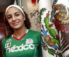 Mexican Olympic Diver, Paola Espinosa