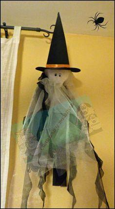 Churras y Merinas Manualidades: Cumple Halloween
