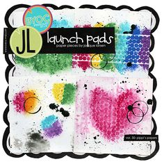 Launch Pads vol. 30 - Pippi's Papers by Jacque