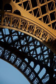 France - Paris - Eiffel Tower detail | Flickr - Photo Sharing!