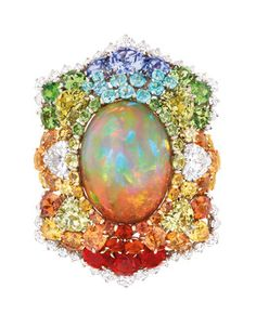 Opals by Dior.