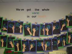 Mrs. T's First Grade Class: Earth Day