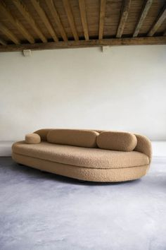 Palais Royal Sofa - The Invisible Collection Living Room Sofa, Living Room Furniture, Royal Sofa, Pierre Yovanovitch, Pierre Frey, Palais Royal, Wooden Sofa, Simple Lines, Innovation Design