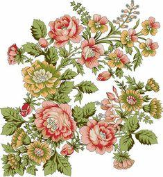 Border Design, Geometric Art, Flower Art, Flowers, Wonderland, Ornaments, Antiques, Digital, Prints