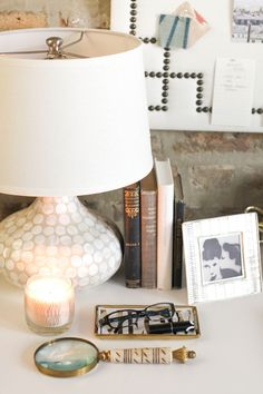 How to Style a Desk 3 Ways: for the Student, the Post-grad & the Career Woman   The Everygirl