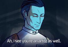 grand admiral thrawn | Tumblr