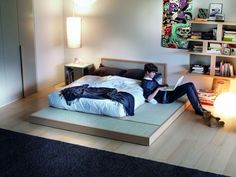 Most popular tags for this image include: mansion, bedroom, boys, cool and fashion