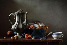 photo: С кофейником... | photographer: Диана Амелина | WWW.PHOTODOM.COM