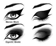 Google Image Result for http://eyemakeup.nomoredumb.com/wp-content/uploads/2011/09/Black-eye-makeup.jpg