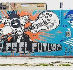 #graffiti en #bogota  #streetart #paisajeurbano #picture