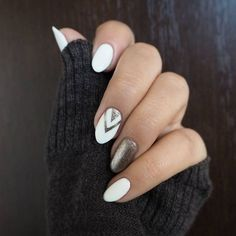 38 Ideas Manicure Ideas For Short Nails Winter Nailart For 2019 Black Nails, Pink Nails, Bright Nails, Matte Nails, Gorgeous Nails, Pretty Nails, Nagel Blog, Geometric Nail Art, Super Nails