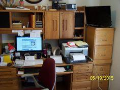 #TravisCUUglyRoom Corner Desk, Room, Furniture, Home Decor, Corner Table, Bedroom, Decoration Home, Room Decor, Rooms