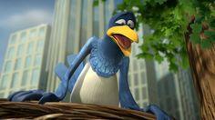 "CGI Animated Short HD: Student Academy Award Winning ""PeckPocketed"" by K..."