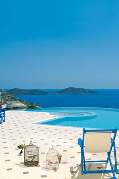 Villa Thriller, Crete