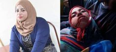 Egyptian journalist killed Mayada supervised while performing their work ..???