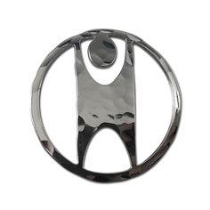 Humanist Circle Lapel Pin