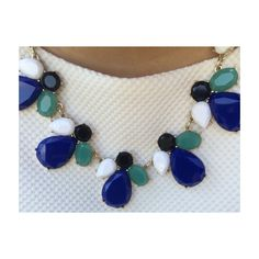 Perry Street necklace.