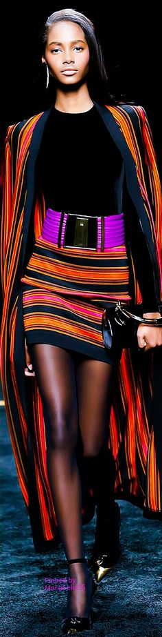 Balmain Ready-To-Wear Fall 2015 Collection | THD ᘡղbᘠ