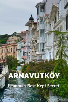 Arnavutkoy is a quiet neighbourhood on Istanbul's European side. This area still keeps its village-like feel and the seaside wooden mansions are the biggest attraction.