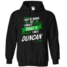 Its a DUNCAN Thing Strong name 2015