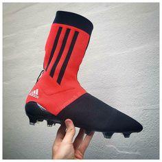 Never-Seen-Before Adidas Primeknit FS Prototype Boots Revealed - Footy Headlines Adidas Football, Football Shoes, Football Cleats, Nike Magista Obra, Adidas Boots, Adidas Cleats, Football Equipment, First Football, Soccer Boots