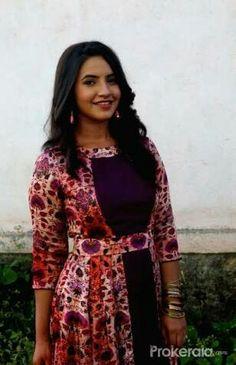 Hindi Actress, Today Episode, Beautiful Bollywood Actress, Kurtis, Anarkali, Indian Actresses, Tv, Celebrities, Womens Fashion