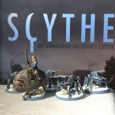 Scythe Nordic Painting tutorial