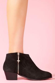 Kia Ankle Boot.