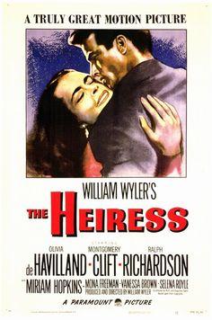 The Heiress, William Wyler (1949).