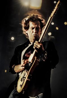 The premier destination for Keith Richards and The Rolling Stones Keith Richards, Rolling Stones Logo, Famous Guitars, Stone World, Hot Band, Jazz Blues, Best Rock, Rock Legends, Lady And Gentlemen