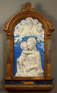 Andrea della Robbia - 1490 - National Gallery of Art, Washington, DC