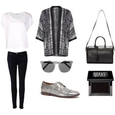 """""""Black bohem"""" by queen-95 on Polyvore"""