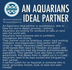 Me aquarius
